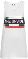 The Upside The Boxer cotton performance tank top