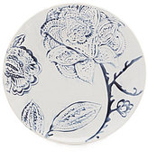 Southern Living Vine Floral Stoneware Salad Plate