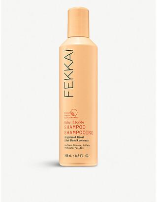 Frederic Fekkai Baby Blonde Brighten & Boost shampoo 250ml