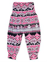 Exciteclothing Girls Harem Trousers Kids Soft Pant Dance Costume