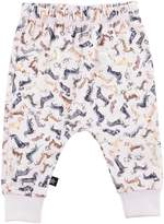 Molo Simone Stretch Jersey Dachshund Leggings, Multicolor, Size 12-24 Months