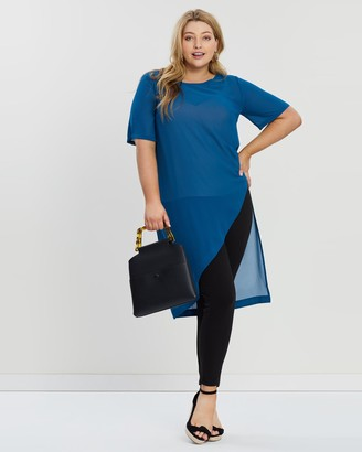 Advocado Plus Two-Way Tunic