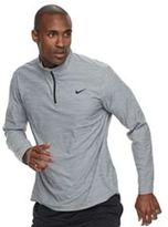 Nike Men's Breathe Quarter-Zip Top