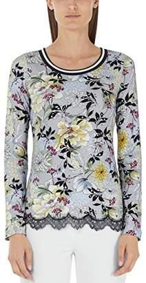 Marc Cain Women's HS 48.14 J58 T-Shirt,18 (Manufacturer Size: )
