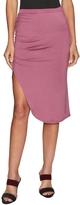 Rachel Pally Women's Effie Ruche Side Pencil Skirt