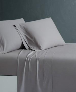Sean John Solid Percale Sheet Set, Full Bedding