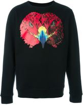 Marcelo Burlon County of Milan 'Castro' sweatshirt - men - Cotton - L