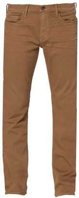 Paige Federal Slim-Fit Straight-Leg Jeans