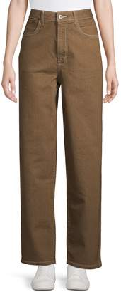 LES COYOTES DE PARIS Wide-Leg Jeans