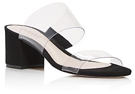 Schutz Women's Victorie Mid-Heel Sandals