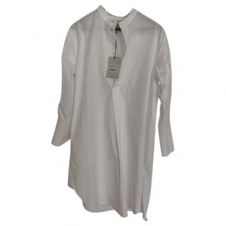 Studio Nicholson White Cotton Dresses