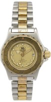 Tag Heuer 3000 935.408 Stainless Steel & Gold Plated 28mm Womens Watch