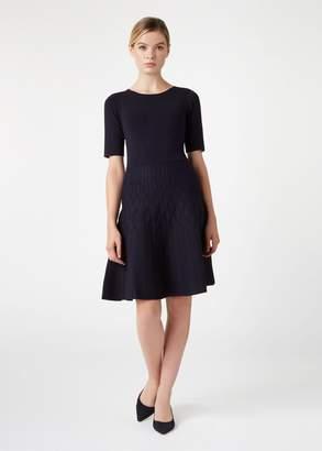 Hobbs Orla Knitted Dress