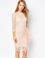 Body Frock Joanna Dress In Lace With Ruffle