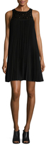 Trina Turk Lynelle Pintuck Shift Dress