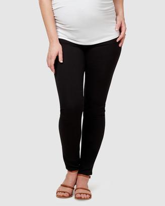 Jeanswest Maternity Skinny Jeans Black Night