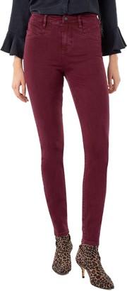 Liverpool Abby High Waist Skinny Jeans
