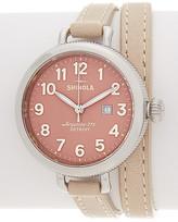 Shinola Women's Birdy 34mm Watch