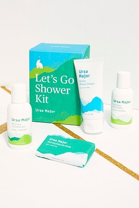 Ursa Major Lets Go Shower Kit