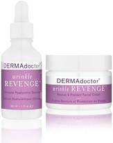Wrinkle Revenge Serum & Facial Cream Duo