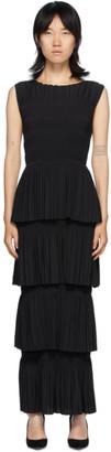 Totême Black Aramon Dress