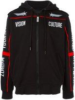 Kokon To Zai 'Vision Culture' hoodie
