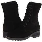 La Canadienne Carolina (Black Suede) Women's Dress Boots