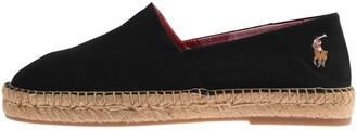 Ralph Lauren Cevio Slip On Shoes Black