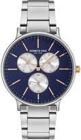 Kenneth Cole Men's Stainless Steel Bracelet Watch 46mm KC14946008