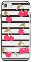 Kate Spade Cherry Striped iPhone 6/7 Case