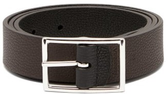 Andersons Reversible Leather Belt - Black Brown