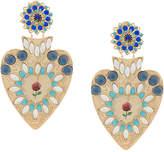 Mercedes Salazar Heartbreaker earring