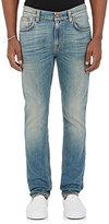 Nudie Jeans Men's Lean Dean Slim Jeans-BLUE