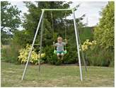 TP Painted Single Swing Set
