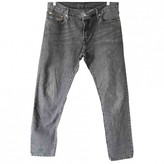 Levi's Anthracite Denim - Jeans Jeans for Women