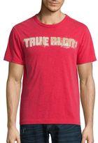 True Religion Vintage Football Tee