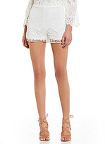Lucy Paris Blushing Lace Short
