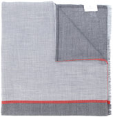 Brunello Cucinelli printed scarf - men - Silk/Cashmere - One Size