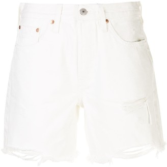 Levi's 501 mid-thigh shorts