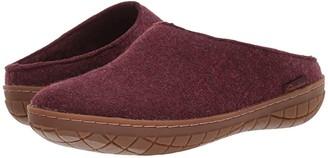 Skechers Hedgehog (Burgundy) Women's Clog Shoes