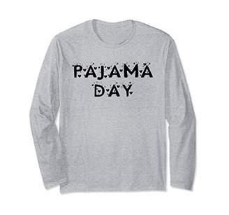 Pajama Day Pajamas Long Sleeve T-Shirt
