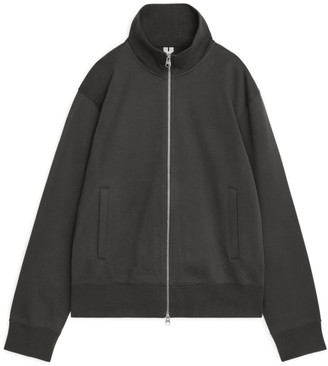 Arket French Terry Track Jacket