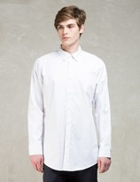 Publish White Fornax Button-up Shirt