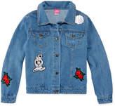 DISNEY PRINCESS Disney Princess Girls Denim Jacket