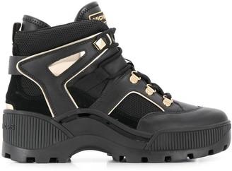 MICHAEL Michael Kors High Top Trek Sneakers