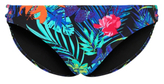 George Cut-Out Detail Floral Bikini Bottoms