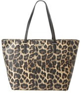 Kate Spade Cedar Street Animal Medium Harmony (Leopard) - Bags and Luggage