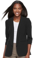 Apt. 9 Women's Long Blazer