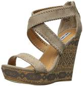 Not Rated Women's Remi Wedge Sandal,8 M US
