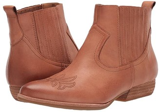 Kork-Ease Prairie (Brown Full Grain Leather) Women's Boots